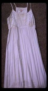 MOSSIMO Sleeveless full length dress